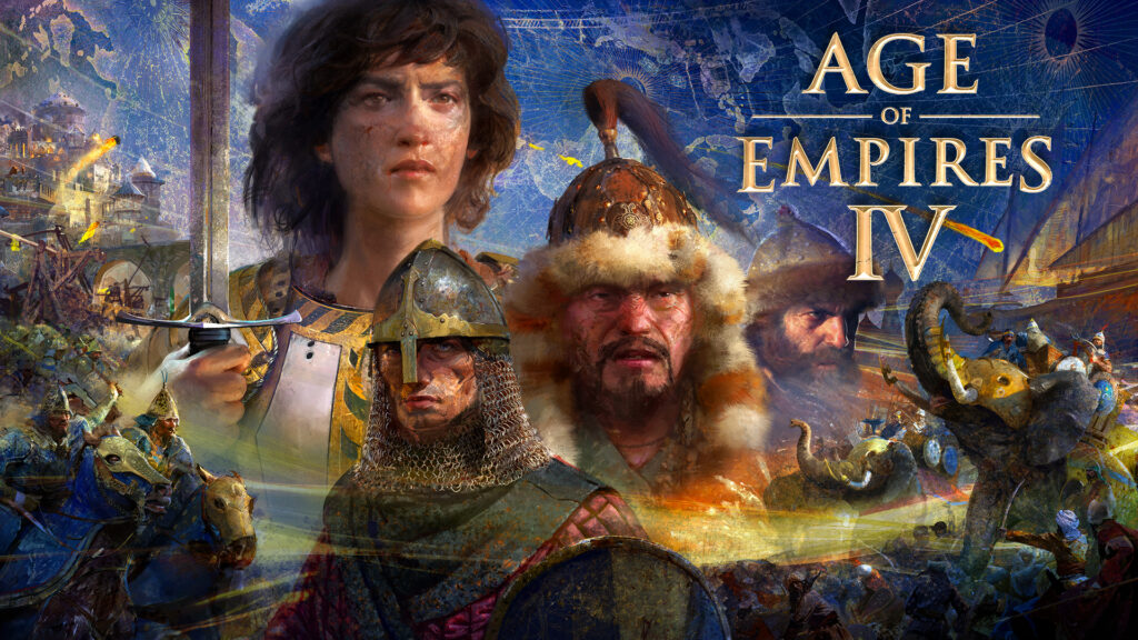 age of empires iv wallpaper oficial
