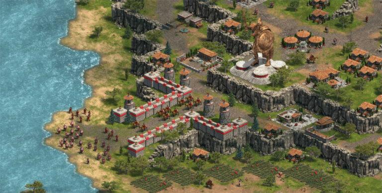 Age of Empires DE – Cambio en la gestión de clanes