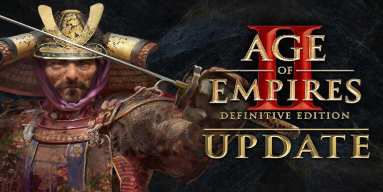 Age of Empires II DE – Actualización 50292
