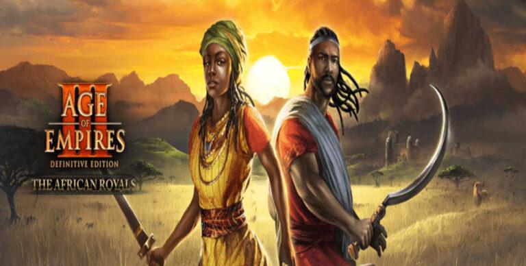 Age of Empires III: DE – The African Royals Expansión