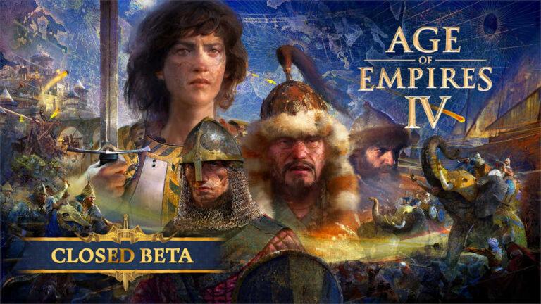 Beta Cerrada de Age of Empires IV