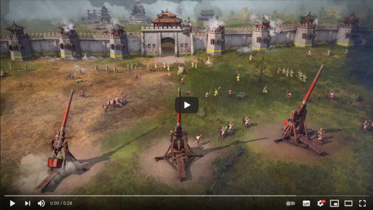 Age of Empires IV: Armas de Guerra